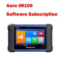 1 Year Software Subscription for AURO OtoSys IM100 Automotive Diagnostic and Key Programming Tool