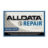 Promotion Newest Auto Repair Software Alldata 10.53  in 750GB HDD