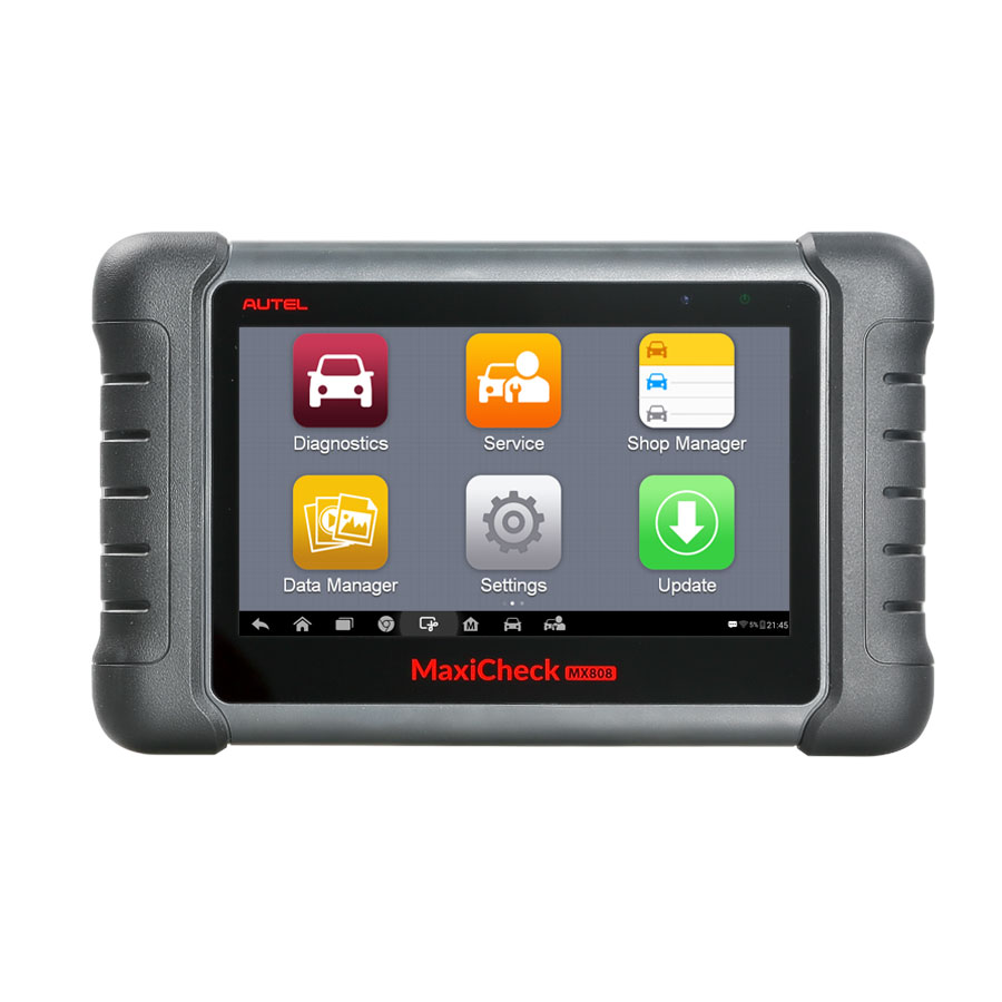 AUTEL MaxiCheck MX808 Android Tablet Diagnostic Tool Code Reader Update Online Free Lifetime