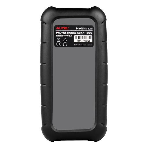 AUTEL MaxiLink ML629 OBD2 Scanner Car Code Reader Engine Transmission ABS SRS Airbag Diagnostic Tool Scaner