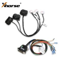 BMW DME Cloning Cable with Multiple Adapters B38 - N13 - N20 - N52 - N55 - MSV90 Work with VVDI PROG