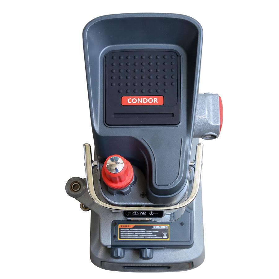 Bmw Car Key Cutting: Original Xhorse Condor XC-002 Ikeycutter Key Cutting Machine