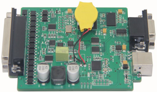 OBD Terminator  PCB Board Display