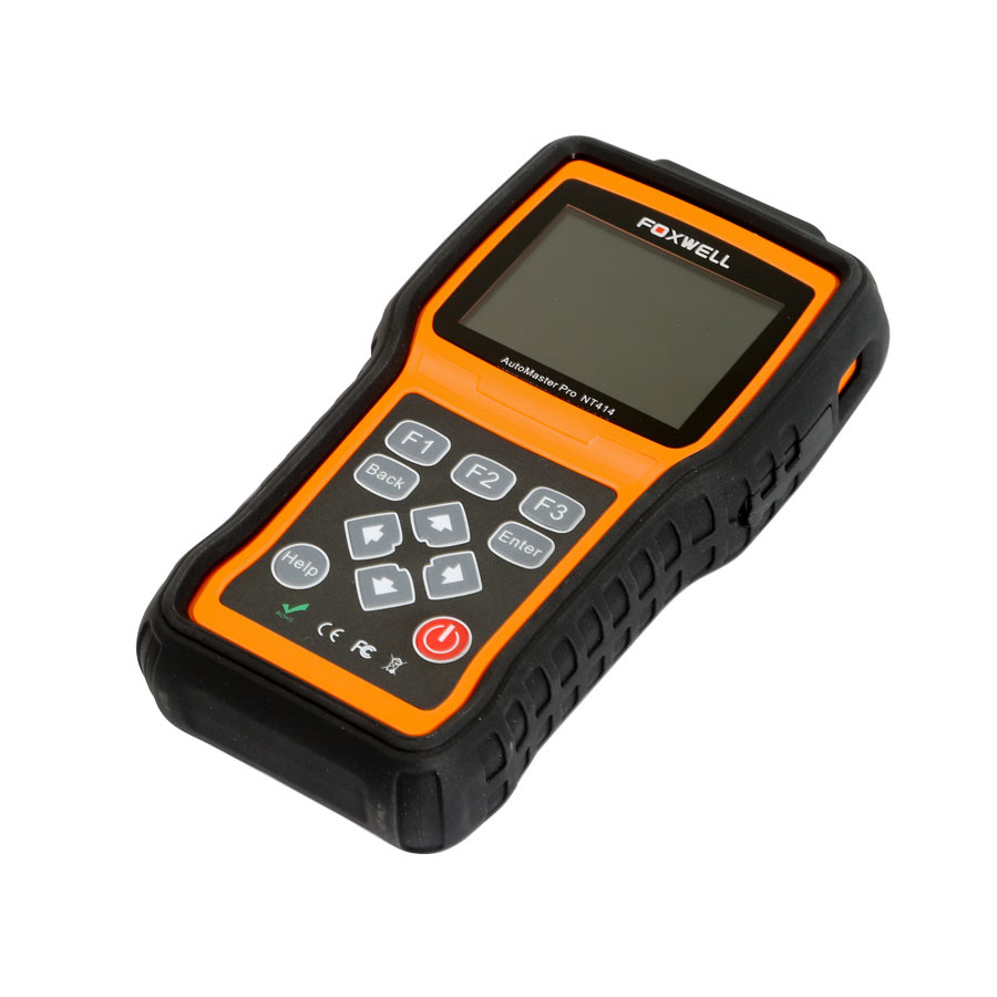 Foxwell NT414 All Brand Vehicle Four Systems Diagnostic Tool Support Cars In 2015
