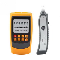 GM60 Wire Tracker Cable Breakpoint Detector Handheld Rapid LAN Cable Tester Circuit Breaker Finder