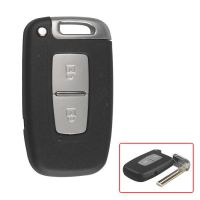 Smart Remote Key Shell 2 Button For Hyundai 2pcs/lot