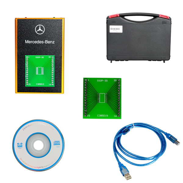 2018 Newest IR NEC Key Programmer for Benz Models Free Shipping