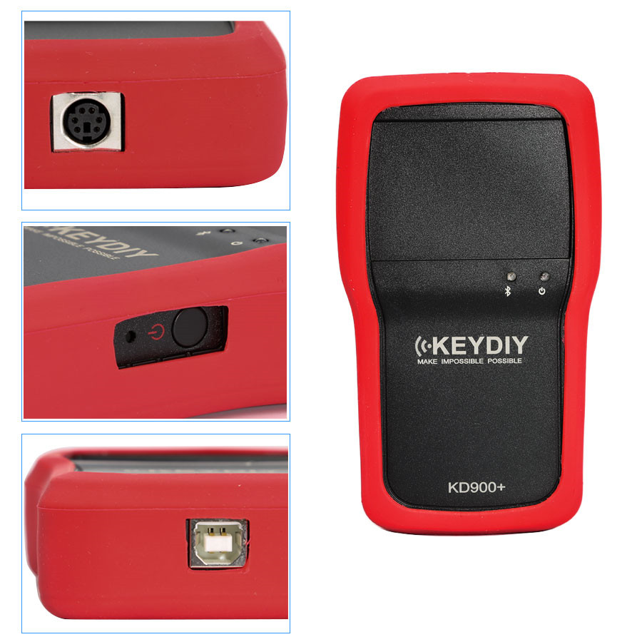 Original KEYDIY KD900+ Mobile Remote Key Generator Best Tool for Remote Control