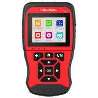 NEW Generation KOLSOL KS501 OBDII & EOBD Scan Tool for Universal Vehicles Automotive Scanner Diagnostic Tool