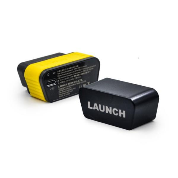 Launch X431 EasyDiag 2.0 Plus  OBDII Code Reader for iOS/Android with Two Free Car Software