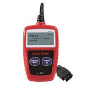 MS309 OBD2 OBDII EOBD Scanner Car Code Reader Data Tester Scan Diagnostic Tool