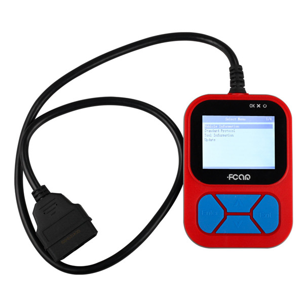 Fcar F502 Heavy Vehicle Code Reader