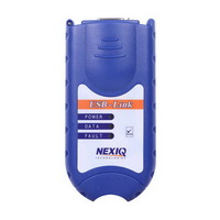 NEXIQ Auto Heavy Duty Truck Scanner tool NEXIQ USB Link + Software Diesel Truck Interface
