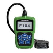 OBDSTAR F104 Chrysler Jeep & Dodge Pin Code Reader and Key Programmer