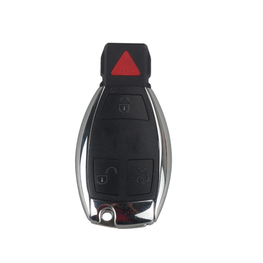 OEM Smart Key For Mercedes-Benz (1997-2015) 3+1 Buttons 433MHZ With Key Shell