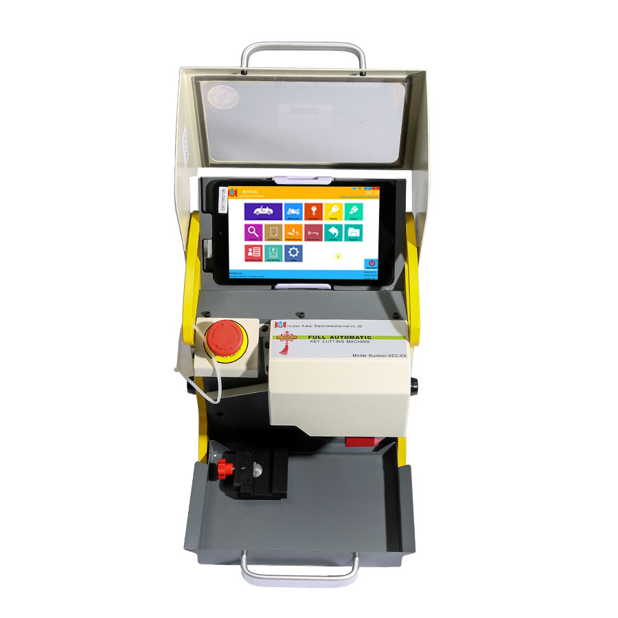 Latest SEC-E9 CNC Automated Key Cutting Machine with Android Tablet