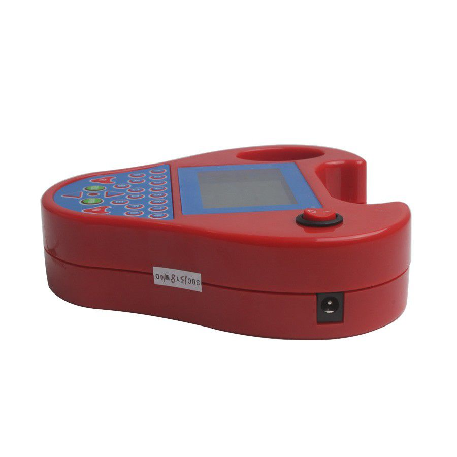 Smart Zed-Bull Mini Type Zed Bull Key Programmer No Tokens Limitation Red Version