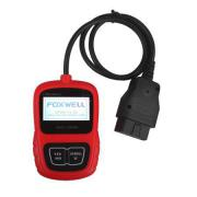 Foxwell CAN OBDII/EOBD Code Reader NT200 Multi-Languages And Update Free Lifetime