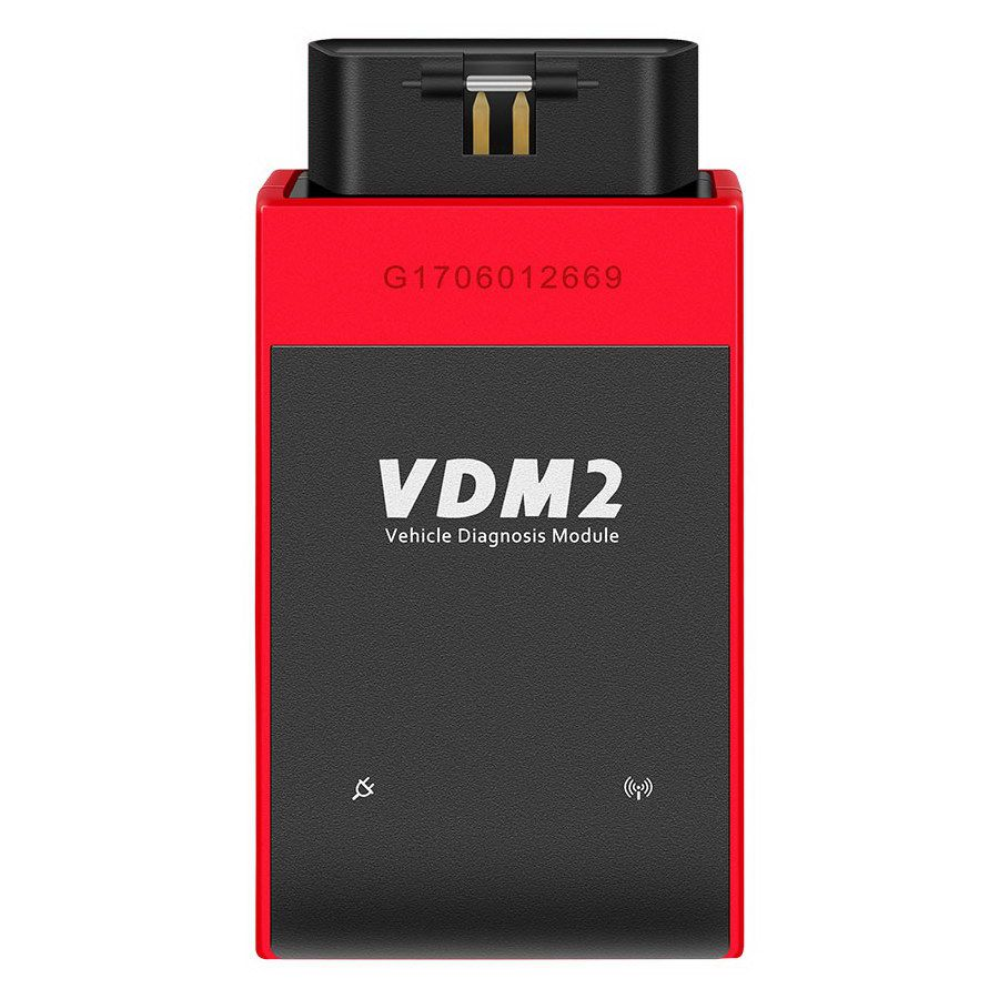 UCANDAS VDM2 VDM II V5.2  WIFI Automotive Scanner For Android Phone & Tablet  Support Multi-Language