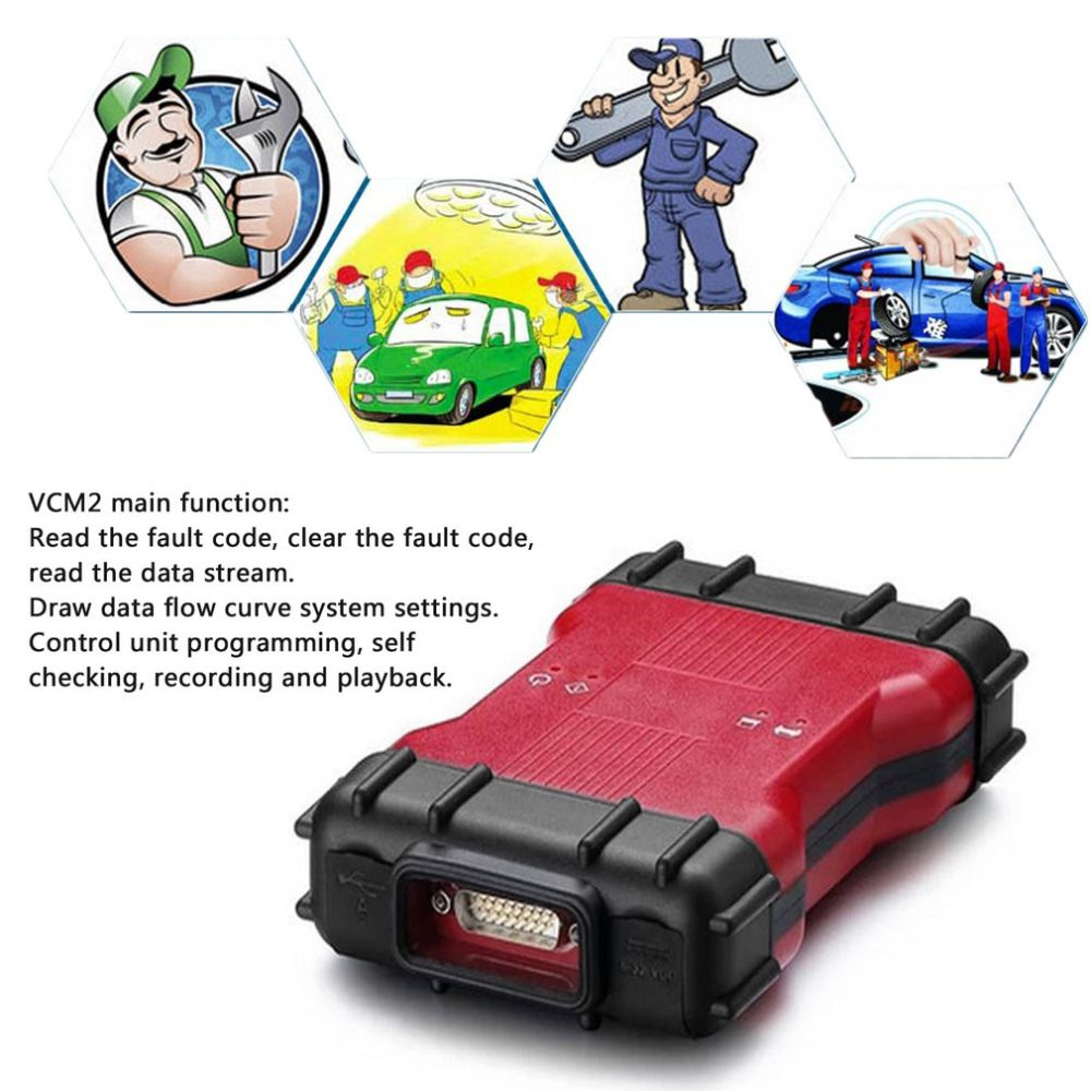 Ford Mazda VCM 2 II IDS Diagnostic Tool