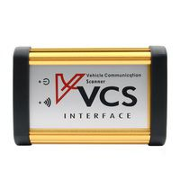 VCS Vehicle Communication Scanner Interface V1.5
