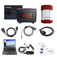 VXDIAG VCX-DoIP Porsche Piwis III with V37.900 Piwis Software on Lenovo T440P Ready to Use