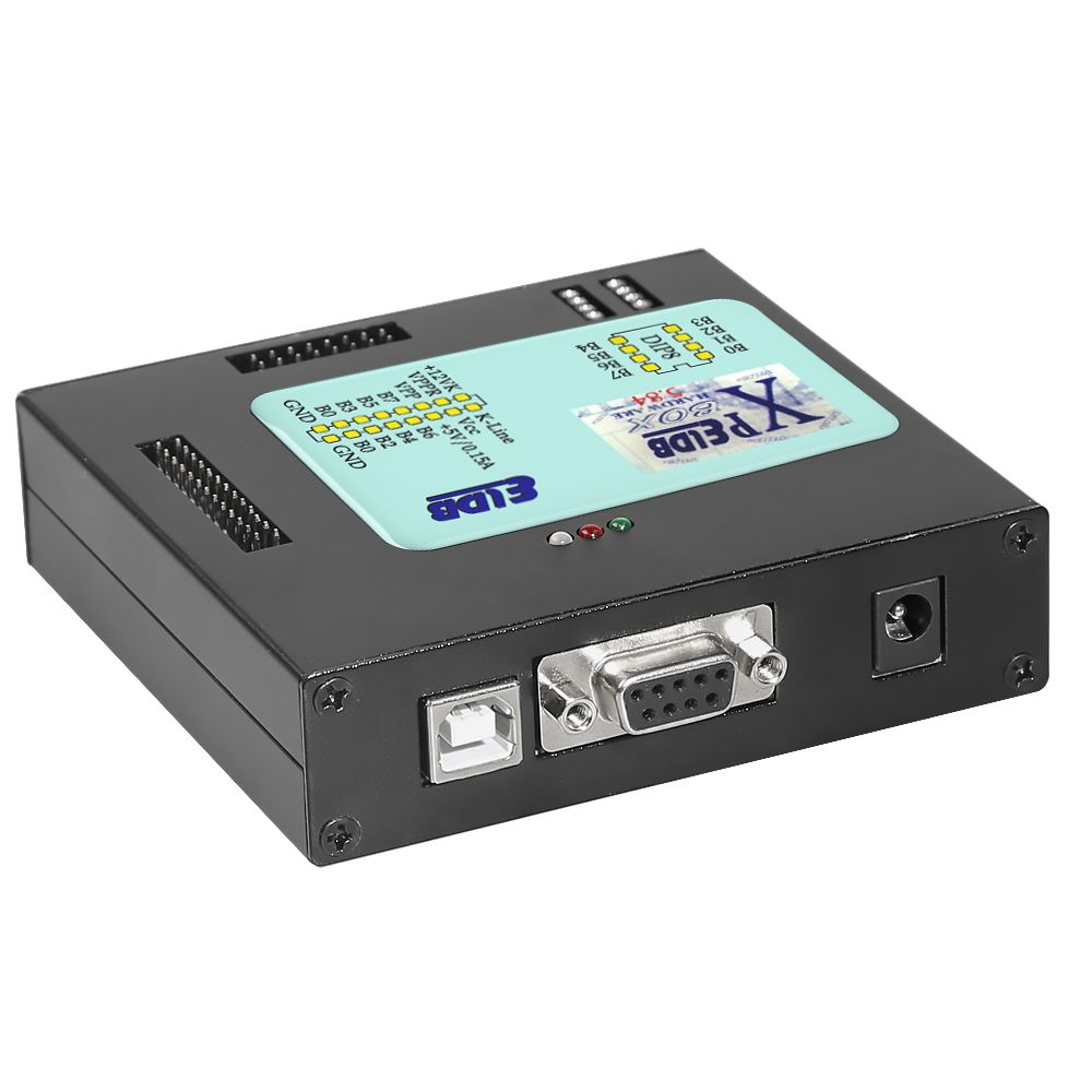X-PROG Box ECU Programmer XPROG-M V5.84 with USB Dongle