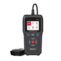 YA301 OBD2 Code Reader OBDII/EOBD one-key VIN Read Battery Test YA-301 Diagnostic Tool OBD2 Scanner Free Update PK CR3008 ELM327 KW850