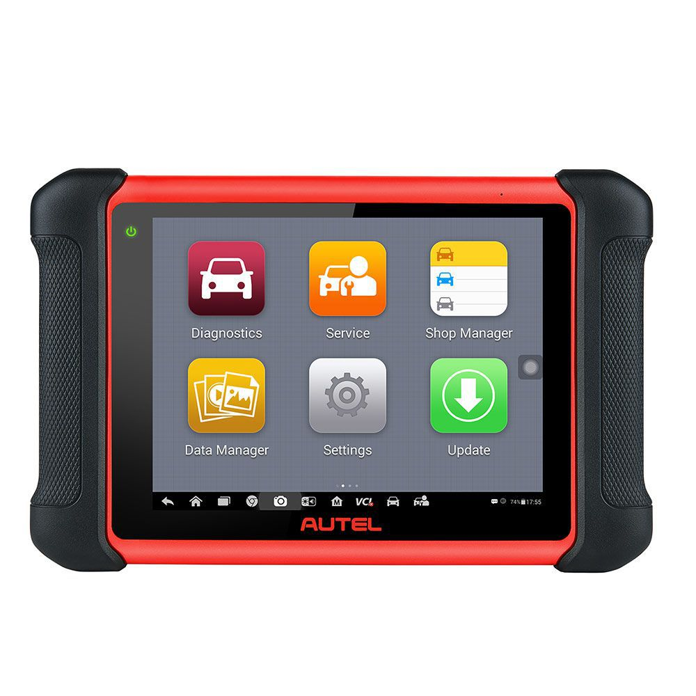 Autel MaxiCOM MK906BT Diagnostic Tool Bluetooth Scanner Automotivo ECU Coding OBD2/EOBD OBD PK MaxiSys MS906BT MS908S MS906