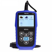 Heavy Duty Truck Diagnostic Scanner NEXAS NL102 OBD OBD2 for Volvo Scania Re-nault Truck Diesel Engine ABS Brake Diagnostic Tool