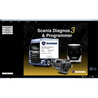 Latest V2.47.1 Scnia SDP3 Scania Diagnos & Programmer 3  Scania SDP3 V2.46.3 without Dongle