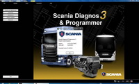 Scania SDP3 2.46.3 Diagnosis & Programming for VCI 3 VCI3 without Dongle