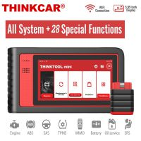 Thinkcar Thinktool mini OBD2 Scanner Professional Full System Diagnostic Scanner Car Auto Scanner ECU Coding Active Test