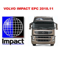 Impact 2018.11 Version for Volvo EPC Catalogue Information on Repair, Spare Parts, Diagnostics, Service Bulletins