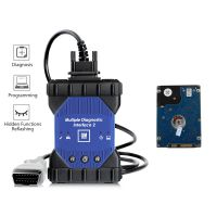 WIFI GM MDI 2 Multiple Diagnostic Interface with Software Sata HDD for Vauxhall Opel Buick and Chevrolet
