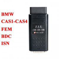 Yanhua Mini ACDP Master with Module1/2/3 for BMW CAS1-CAS4+/FEM/BDC/BMW DME ISN Code Read & Write Get Free Module7 Refresh BMW Keys